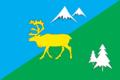 Flag of Bystrinsky rayon (Kamchatka krai).png