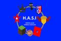 Flag of HASI.png