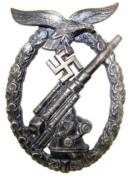 Flak-Kampfabzeichen der Luftwaffe