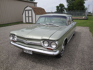 Chevrolet Corvair - 1964 Chevrolet Corvair Monza