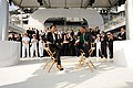 Flickr - Official U.S. Navy Imagery - Good Morning America news anchor Robin Roberts interviews actor Will Smith aboard the Intrepid Sea, Air and Space museum during Fleet Week New York 2012..jpg