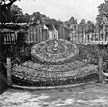 Floral Clock, Cockington, Devon taken in 1968 - geograph.org.uk - 738590.jpg