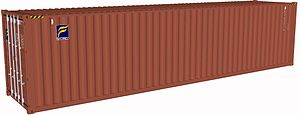 Florens 40 foot container
