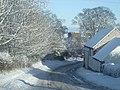 Folkton village in winter - geograph.org.uk - 1701030.jpg