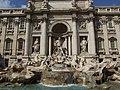 Fontana di Trevi Fountain - Roma - Italia Italy - Castielli - CC0 - panoramio - gnuckx (13).jpg