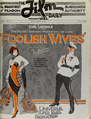 Foolish Wives by Erich von Stroheim 4 Film Daily 1922.png