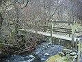 Footbridge, Aira Beck - geograph.org.uk - 1774115.jpg