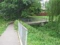 Footbridge in Faversham - geograph.org.uk - 1365273.jpg