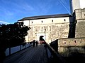Forchtenstein castle. Gates.jpg