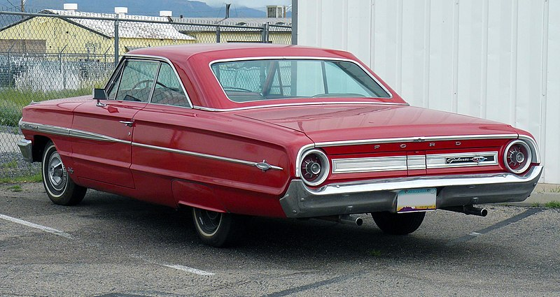 file ford galaxie 500 coup 1964 kingman septembre wikimedia commons. Cars Review. Best American Auto & Cars Review