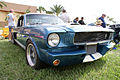 Ford Shelby Mustang 1966 GT350 RNose LakeMirrorClassic 17Oct09 (14414135607).jpg
