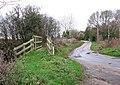 Ford and footbridge on Star Lane - geograph.org.uk - 1598717.jpg