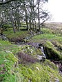 Ford and waterfall - geograph.org.uk - 608443.jpg