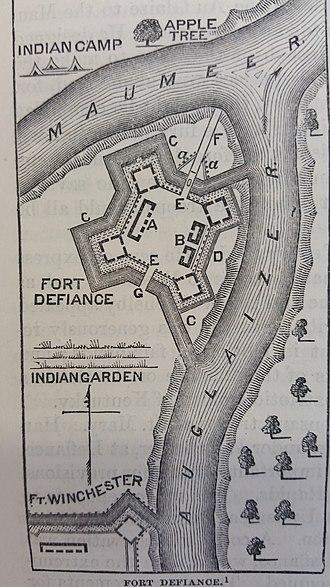 Fort Defiance (Ohio) - Fort Defiance