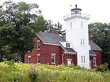 Mile Point Lighthouse Craft Show