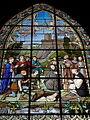 Fougères (35) Église Saint-Sulpice Vitrail de la légende de Notre-Dame-des-Marais 1.jpg
