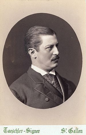 Prince Frederick of Hohenzollern-Sigmaringen - Image: Frédéric de Hohenzollern Sigmaringen