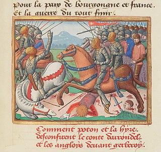 Battle of Gerberoy Battle of the Hundred Years War