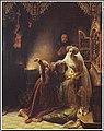 François-Auguste Biard - La folie de Charles VI.jpg