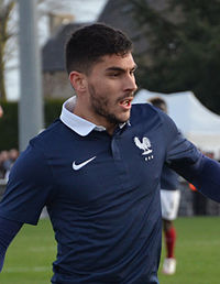 France - England U19, 20150331 11.JPG