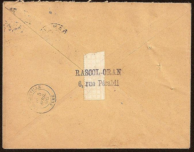 France Daguin Oran 1896dos.jpg