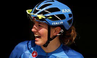 Francesca Pattaro Italian cyclist