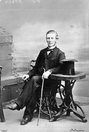 Francis Clemow - Francis Clemow   Source: Library and Archives Canada