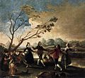 Francisco de Goya y Lucientes - Dance of the Majos at the Banks of Manzanares - WGA9986.jpg