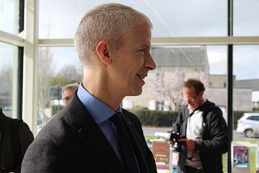Franck Riester, ministre de la Culture (33440749098)