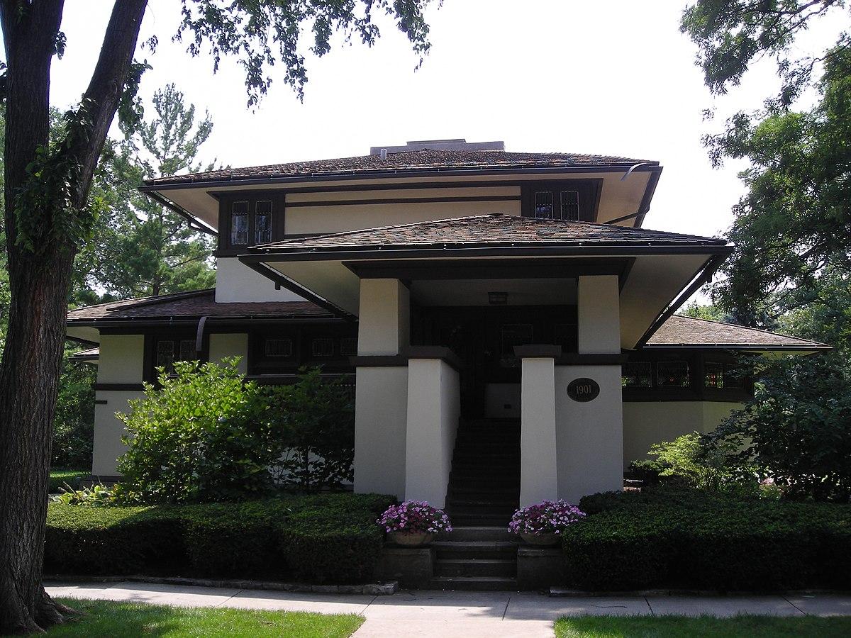 F b henderson house wikipedia for Henderson house