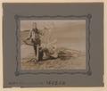 Frank Johnson and Caribou (HS85-10-41210) original.tif