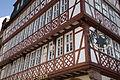 Frankfurt - Architectural detail in Römerberg - 1009.jpg