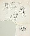 Franklin Carmichael - Studies of Ada Carmichael.jpg