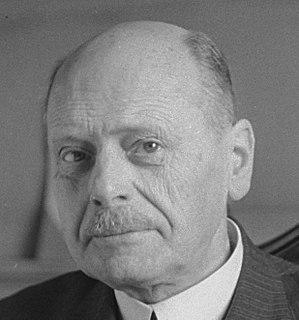 Frans Beelaerts van Blokland Dutch diplomat