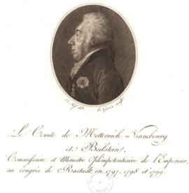 Franz Georg Karl von Metternich-Winneburg-Beilstein
