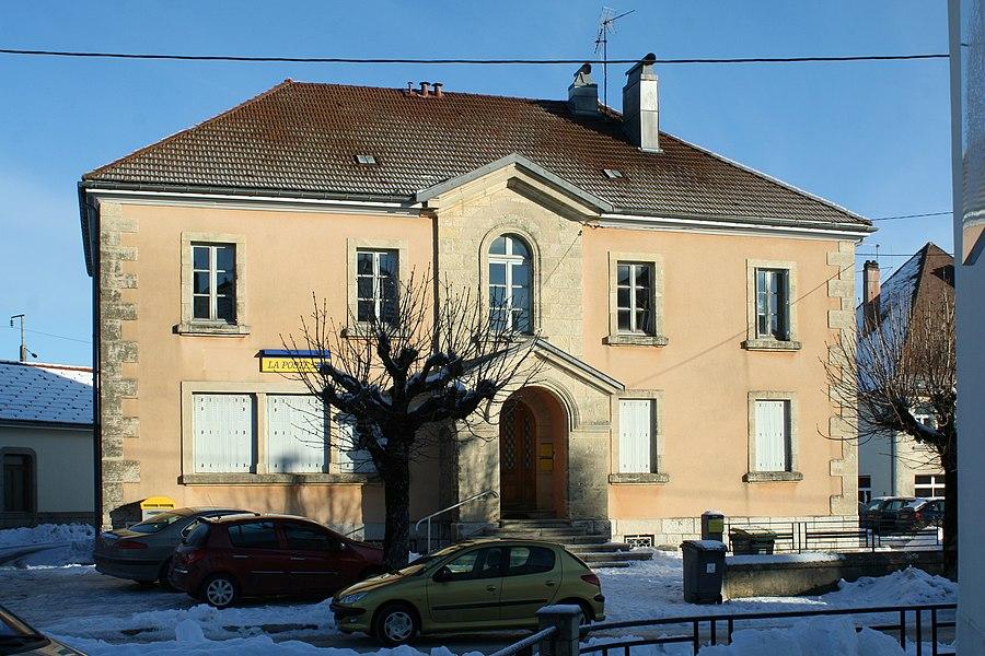 Bureau de Poste de Frasne