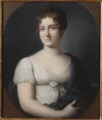Fredrika Dorotea Vilhelmina (1781-1826) (Johann Heinrich Schröder) - Nationalmuseum - 39623.tif