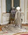 Fredrika av Sveriges brudklänning från 1797-10-31 - Livrustkammaren - 4566.tif