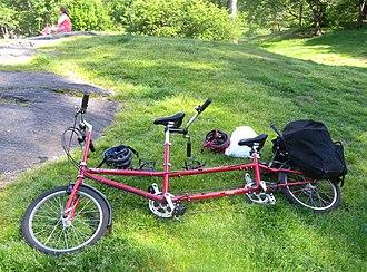 Bike Friday - Bike Friday Tandem Traveler