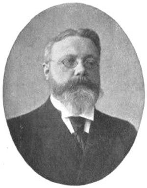 Friedrich Jolly - Friedrich Jolly (1898 photo)