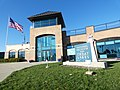 Front Entrance of The National Museum of the Great Lakes in Toledo, Ohio, October 2019.jpg