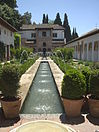 Generalife-Patio da acequia