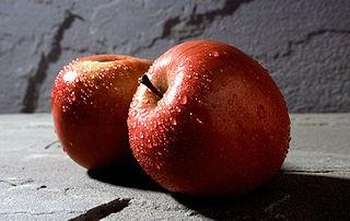 Jablká odrody Fuji