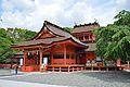 Fujisanhongū-sengen-taisha shaden.JPG