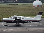 G-CPTM Piper Cherokee Warrior 28A (36082477835).jpg