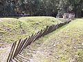 GA Richmond Hill Fort McAllister moat02.jpg