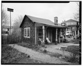 GENERAL VIEW - Anne Spencer House, Study, 1313 Pierce Street, Lynchburg, Lynchburg, VA HABS VA,16-LYNBU,85A-2.tif
