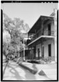 GENERAL VIEW FROM WEST - Church Street Block Study, 401-407 Church Street, Mobile, Mobile County, AL HABS ALA,49-MOBI,191-3.tif