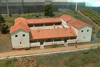Otium - A modern reconstruction of a Roman villa