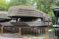 GSP 55, Central Armed Forces Museum (Moscow).JPG